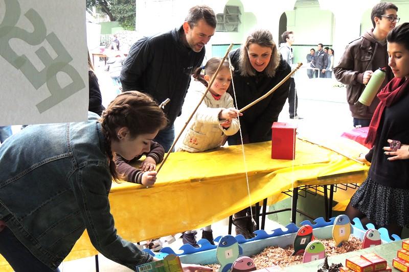 Festa Junina no Bom Jesus Sévigné, em Porto Alegre (RS)