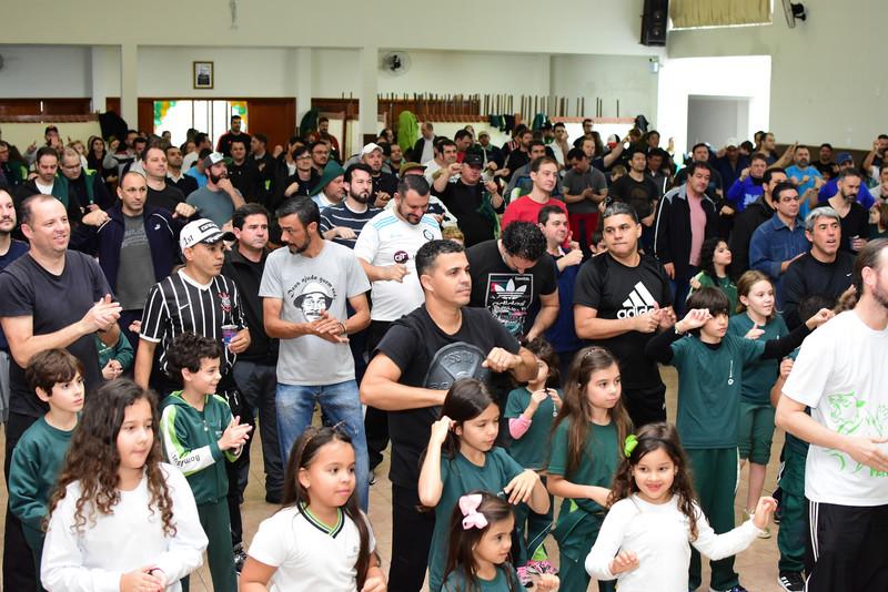 Colégio Bom Jesus Santo Antônio, em Rolândia (PR)
