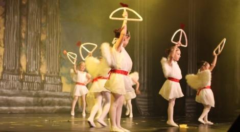 Mitologia grega e as virtudes embalam a Mostra de Dança