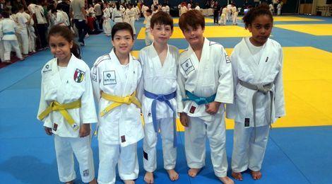 Dez judocas do Bom Jesus participam de torneio em Santa Catarina