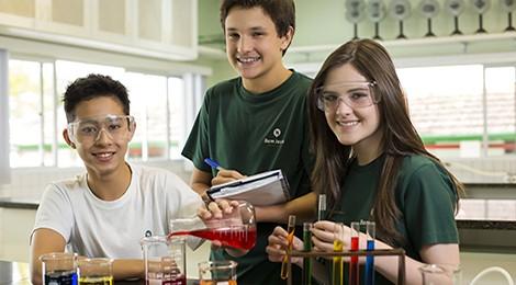 Participar de eventos científicos ajuda crianças a vencer barreiras