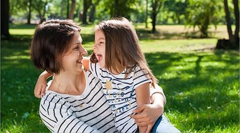 Criança emocionalmente saudável está pronta para enfrentar desafios
