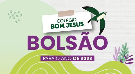 Concurso de bolsas 2022 - Colégios Bom Jesus de Petrópolis