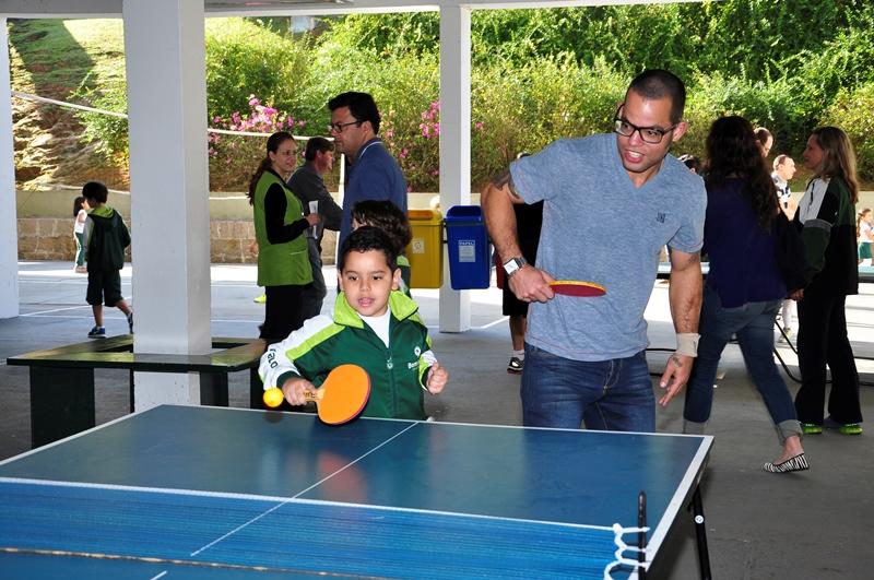 Dia dos Pais no Bom Jesus Aldeia, em Campo Largo (PR).