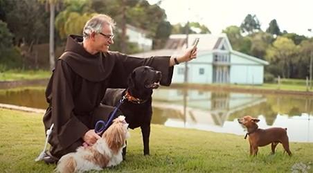 São Francisco e a conexão com os animais