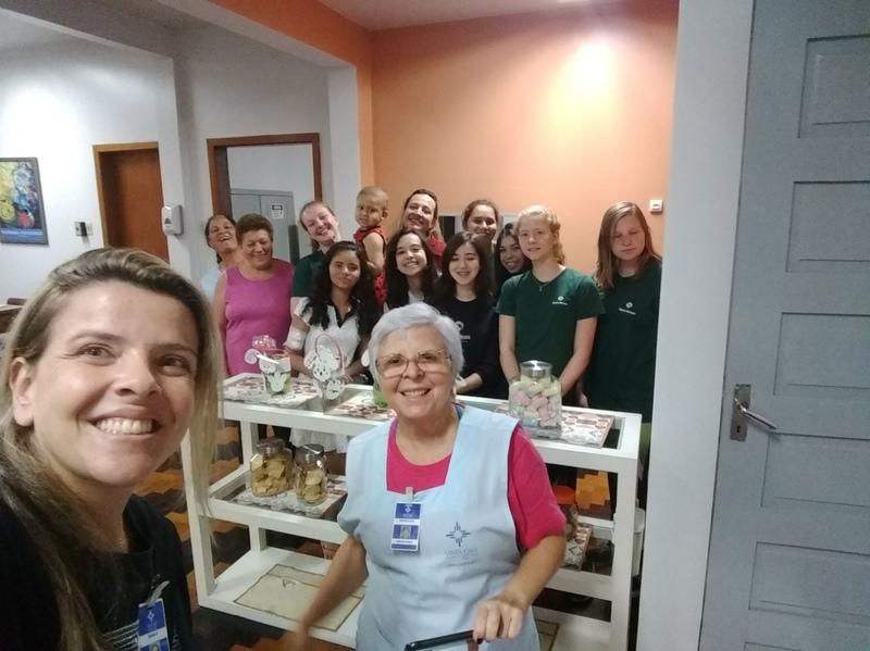 Bom Jesus Sévigné, em Porto Alegre (RS)