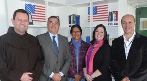 Consulado dos EUA lança projeto em Florianópolis