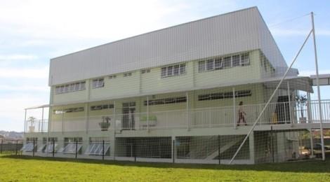 Bom Jesus Internacional inaugura centro de esportes