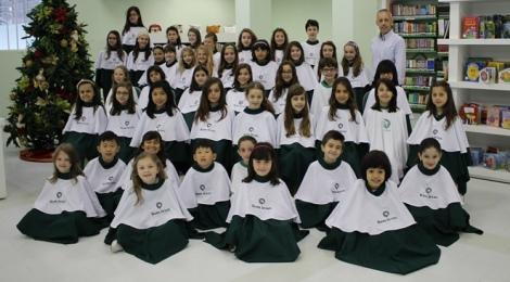 Coral do Bom Jesus Lourdes convida a cantar pela Paz e o Bem