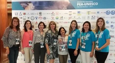 Bom Jesus participa do 23.º Encontro PEA Unesco em Foz do Iguaçu