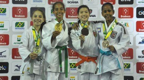 Bom Jesus é medalhista no Campeonato Brasileiro de Judô