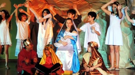 Bom Jesus Sévigné reuniu cerca de 700 pessoas no Auto de Natal