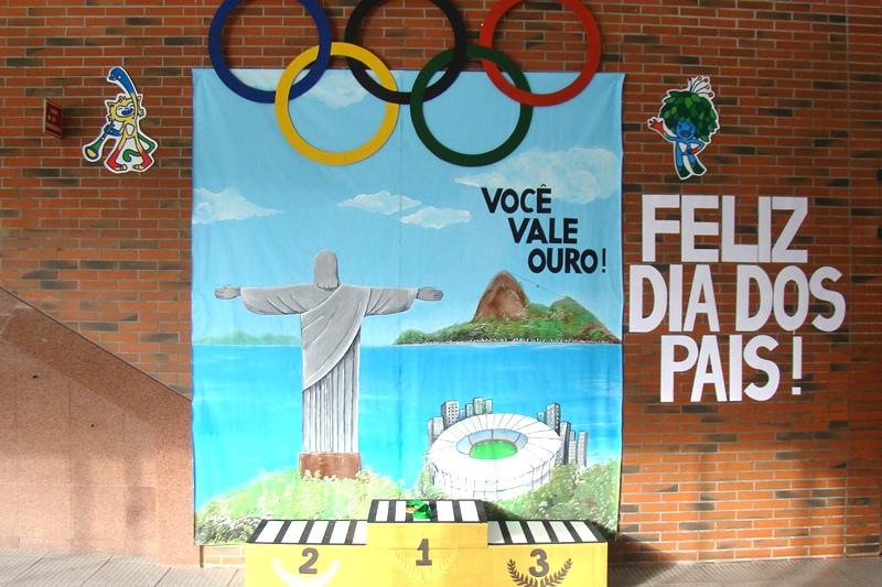 Dia dos Pais no Bom Jesus Àgua Verde, em Curitiba (PR)