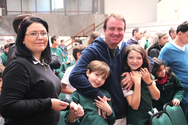 Dia dos Pais no Bom Jesus Internacional Aldeia, em Campo Largo (PR)