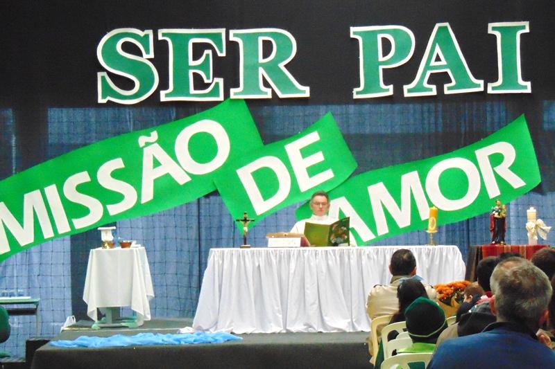 Dia dos Pais no Bom Jesus Internacional Alphaville, em Colombo (PR)
