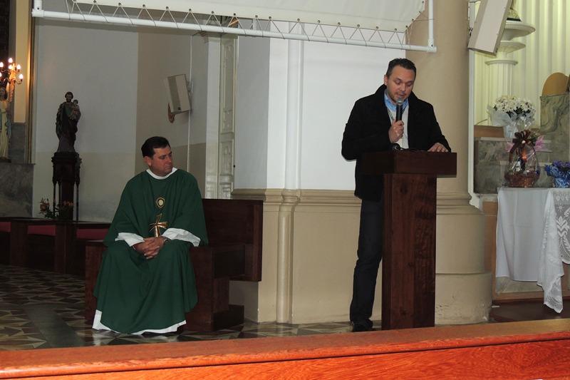 Dia dos Pais no Bom Jesus São José, em Rio Negro (PR)