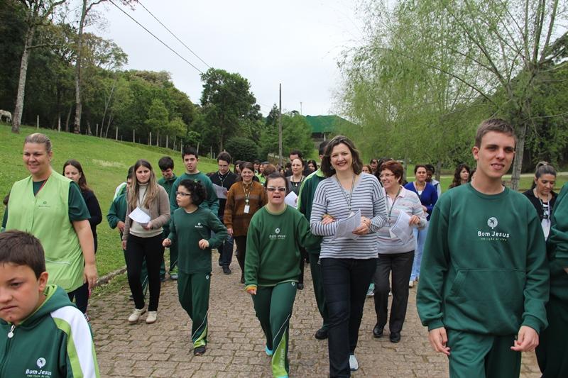 Bom Jesus Escola Especial, em Campo Largo (PR).