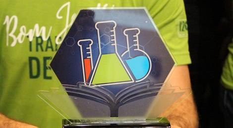 Bom Jesus é 1.º lugar na Olimpíada Paranaense de Química