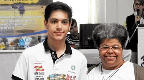 Campeão brasileiro de xadrez é do Bom Jesus Blumenau