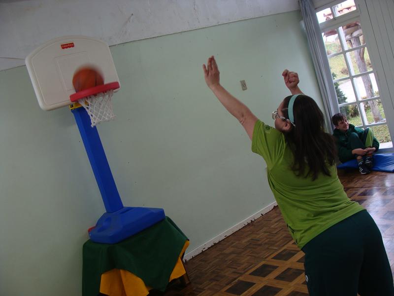 Bom Jesus Escola Especial, no Paraná.
