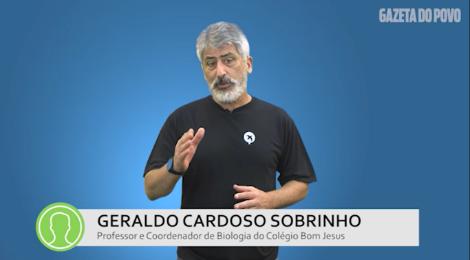 Professor do Bom Jesus fala ao vivo sobre o Enem na Gazeta do Povo