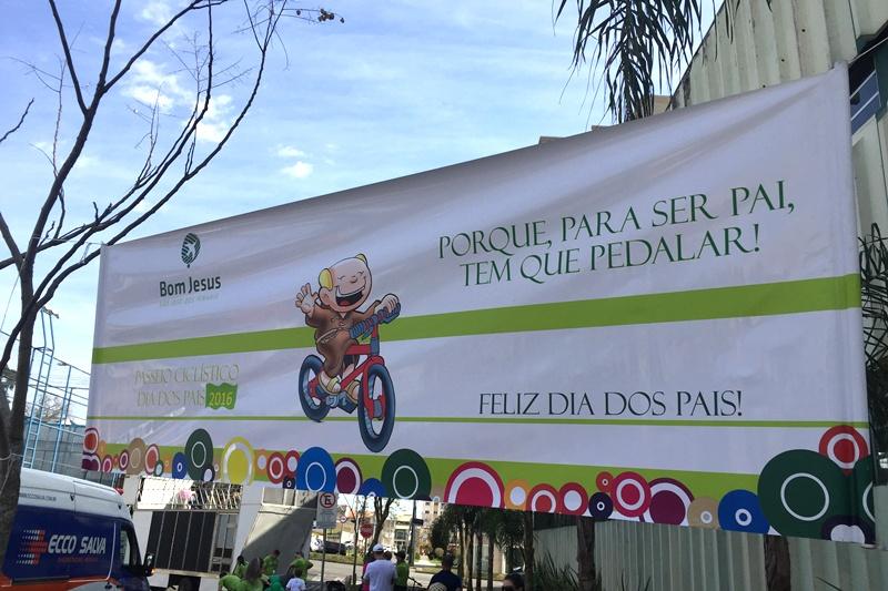 Dia dos Pais no Bom Jesus São josé dos Pinhais, em São José dos Pinhais (PR)