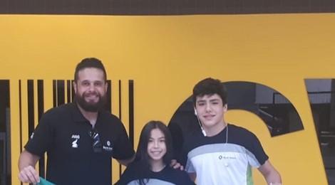 Judô do Bom Jesus foi destaque no Campeonato Brasileiro Sub13