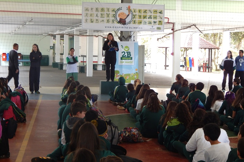 Bom Jesus Internacional Aldeia, no Paraná.