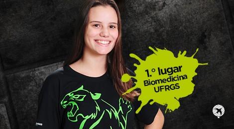 Bom Jesus é primeiro lugar em Biomedicina na UFRGS