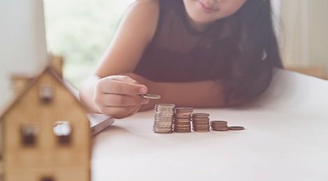 Como ensinar crianças sobre finanças
