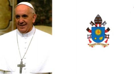 Papa Francisco responde carta de alunos do Colégio Bom Jesus