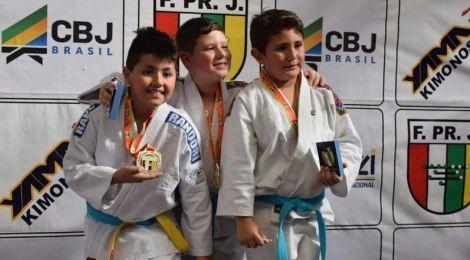 Bom Jesus é campeão paranaense de Judô