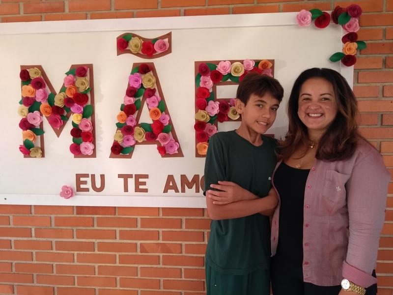 Colégio Bom Jesus Especial, em Campo Largo (PR)