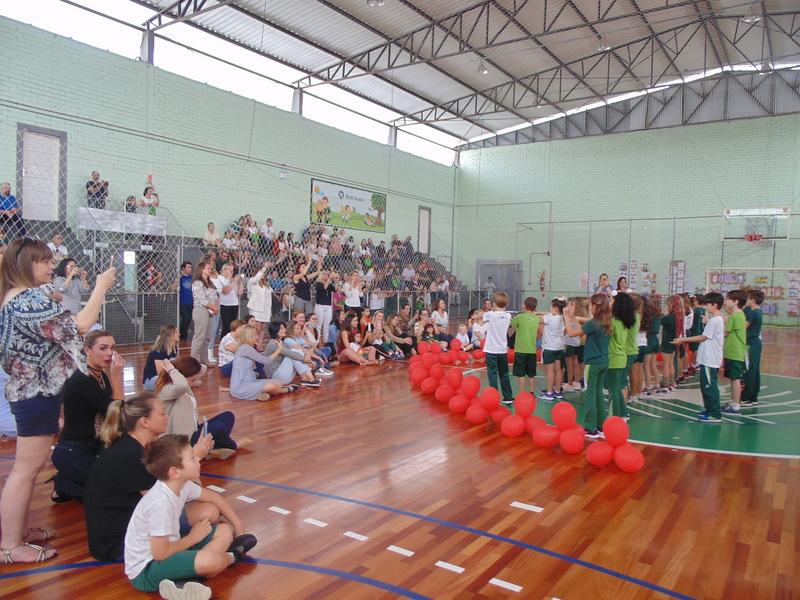 Colégio Bom Jesus São José, em São Bento do Sul (PR)