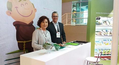 Editora Bom Jesus participa do IV Congresso Nacional de Educação Católica