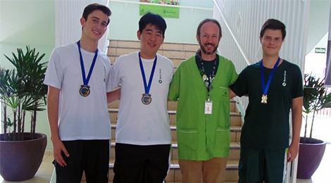 Bom Jesus é destaque nas Olimpíadas Nacionais de Ciência e Robótica