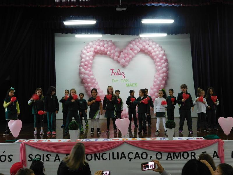 Colégio Bom Jesus Sévigné, em Porto Alegre (RS)