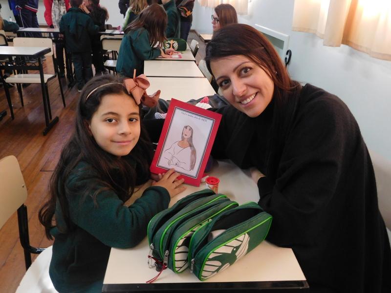 Colégio Bom Jesus Aparecida, em Venâncio Aires