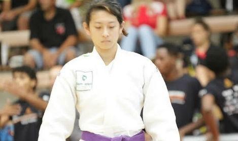 Judoca Internacional