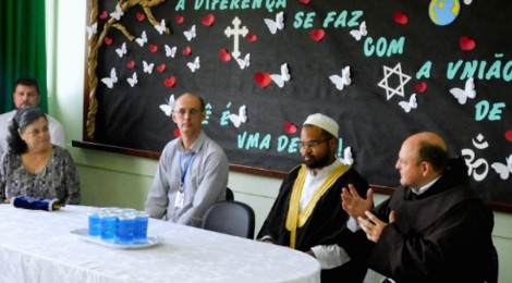 Bom Jesus promove debate inter-religioso para adolescentes