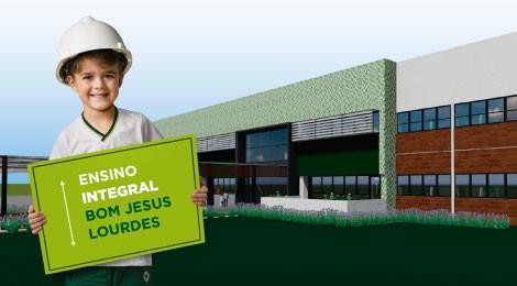 Período integral no Bom Jesus Lourdes ganhará novo prédio