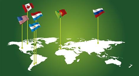Ensino Médio com alcance internacional