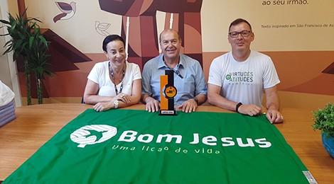 Bom Jesus recebe prêmio por Destaque Esportivo de 2019