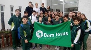Atletas do Bom Jesus são convocados para seleção