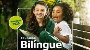 Novidade 2020: educação bilíngue no Bom Jesus Água Verde