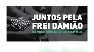 Bom Jesus Pedra Branca apoia a campanha #JuntosPelaFreiDamião