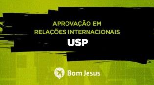 Estudante do Bom Jesus Santo Antônio é aprovada na USP