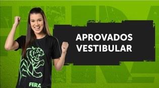 Feras do Bom Jesus comemoram mais de 3,5 mil aprovações em todo o Brasil