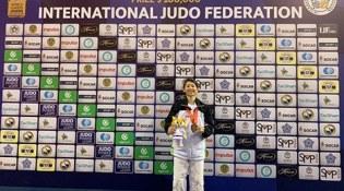 Atleta do Bom Jesus é medalhista mundial de judô