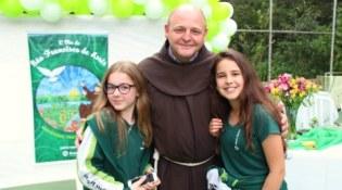Memórias inesquecíveis do Tempo Franciscano 2018